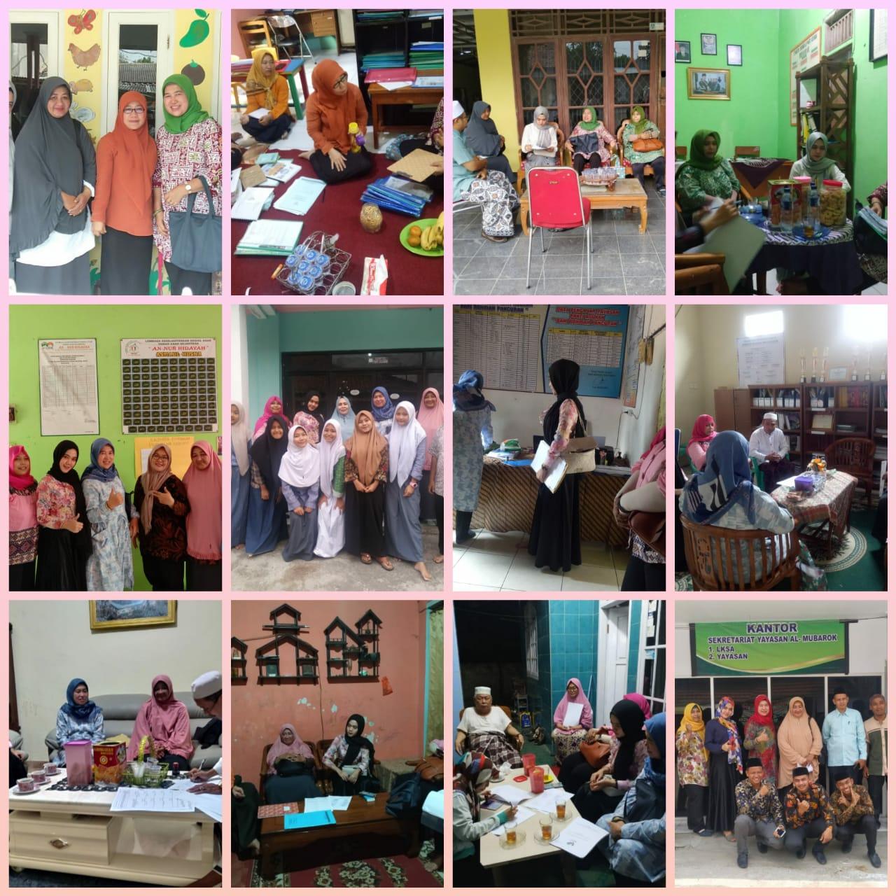 Akreditasi Ke Lembaga Kesejahteraan Sosial LKS Dinas Sosial Kota Serang Tahun 2019